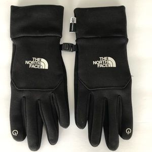 The North Face E-Tip U R powered gloves